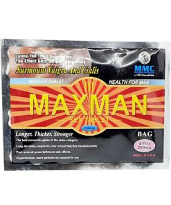 MaxMan Surmount Vaigra and Cialis Sex Tablets USA